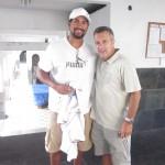 Sergio Sapo & Coach Randle
